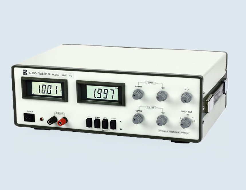 Other electroacoustic test equipment